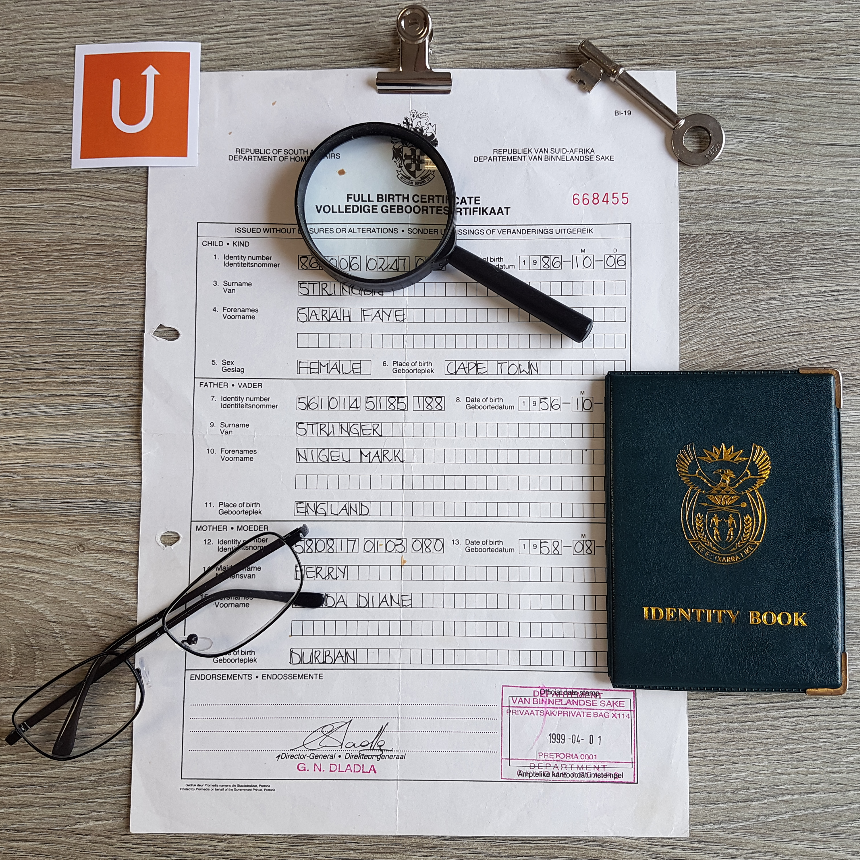 Vault Copy Of Sa Birth Certificate Move Up Uk Visa Solutions